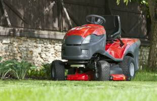 Lawn Mowers and Tractors